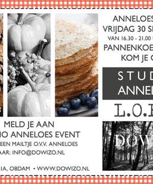 Pannenkoeken eten met Studio Anneloes