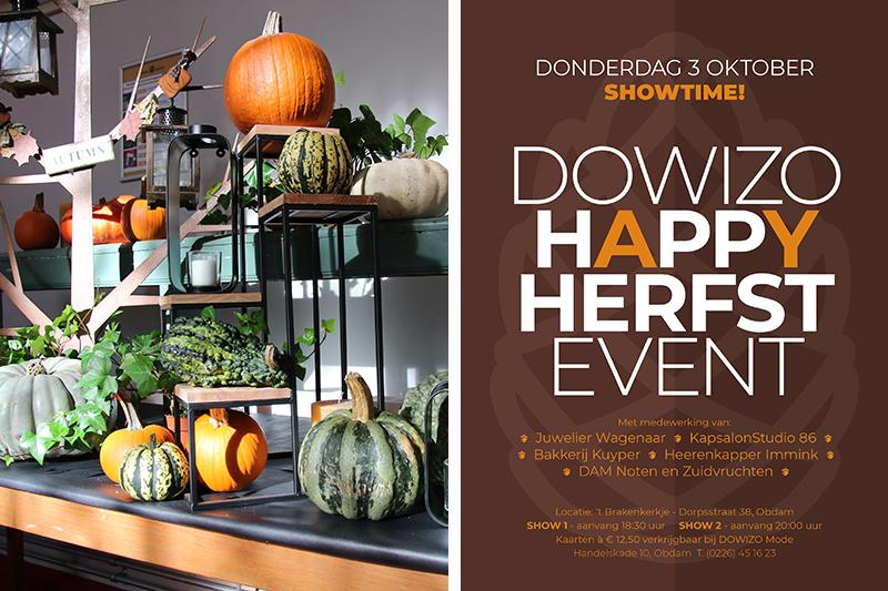Happy Herfst Event